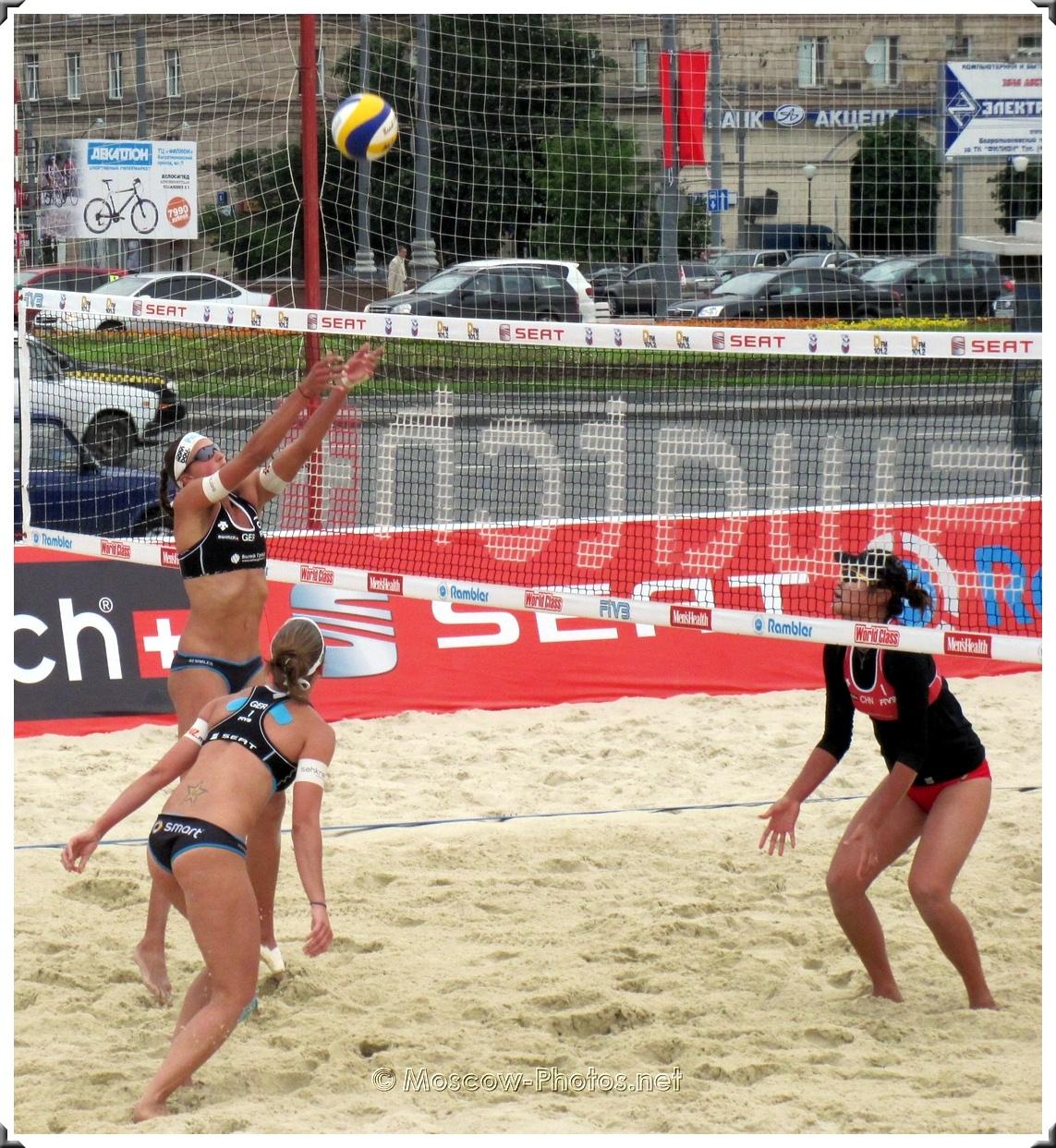 Beach Volleyball Swatch World Tour 2010
