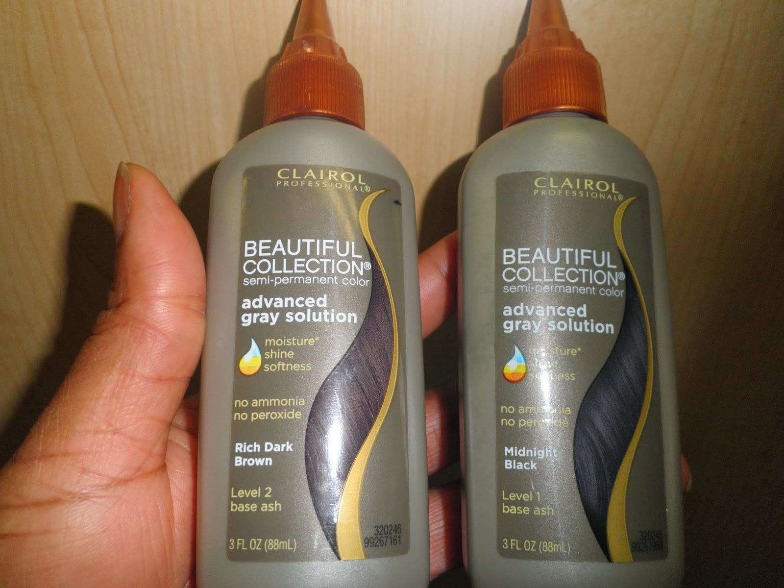 Clairol S Beautiful Collection Advanced Gray Solution Delivers Results That Vary From Individual To Resistant Hair May Require Heat