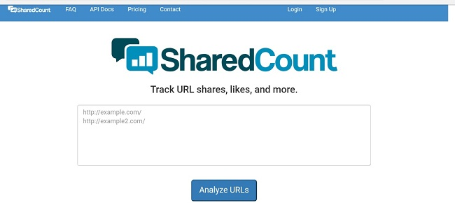 SharedCount Review