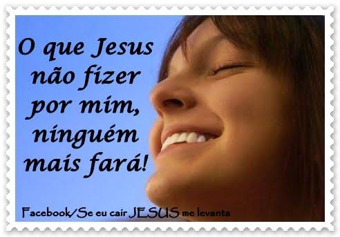 Se Eu Cair Jesus Me Levanta Acalma O Teu Coração E Confia No Senhor
