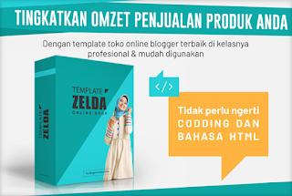 Zelda Template Toko Online Blogspot
