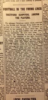 Tregua de Navidad 1914 Iª Guerra Mundial