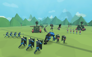 Epic Battle Simulator 2 Mod Apk Terbaru 2017 v1.2.05 ( Unlocked All )