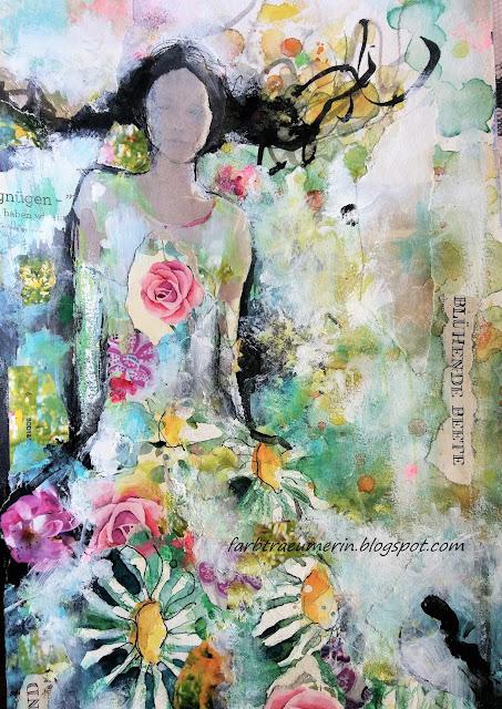 Malerei+Acryl+Aquarell