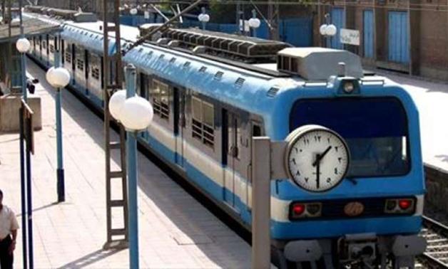 الانتهاء قريبا من ازدواج محطتي مترو المرج الجديدة والقديمة