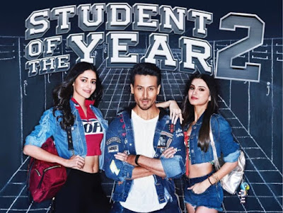 Student Of The Year 2 full Hd Movies download