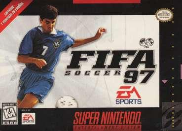 FIFA Soccer 97 (Super Nintendo)