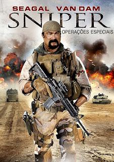 Sniper:1 Hora e 46 Minutos Operações Especiais - BDRip Dual Áudio