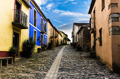 Granadilla Calles Visitar Castillo