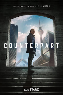 COUNTERPART - Poster serie