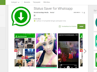 Cara Menyimpan Status WhatsApp Dengan Mudah Nggak Usah Repot-repot
