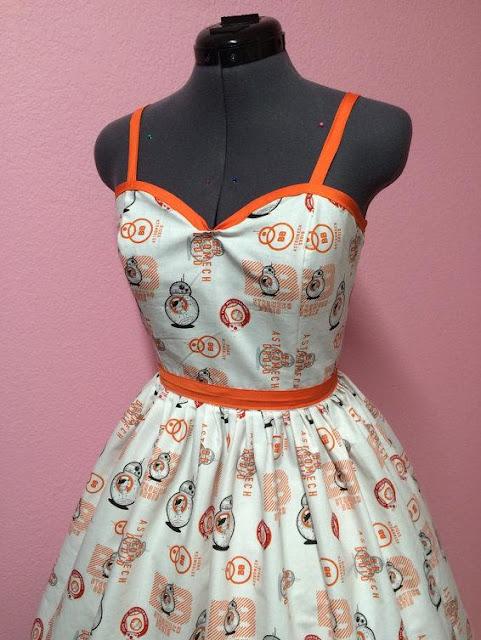 BB-8 Dress