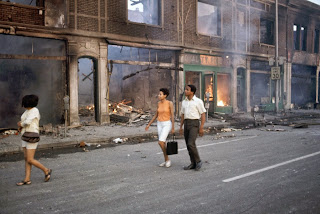 Image result for detroit riot 1967 in color