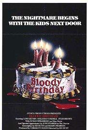 Watch Bloody Birthday Online Free 1981 Putlocker