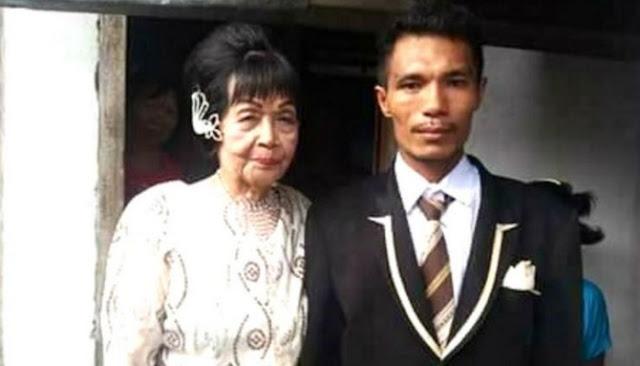 Inilah Lima Pernikahan Kontroversial DI Indonesia Karena Beda Usia Cukup Jauh