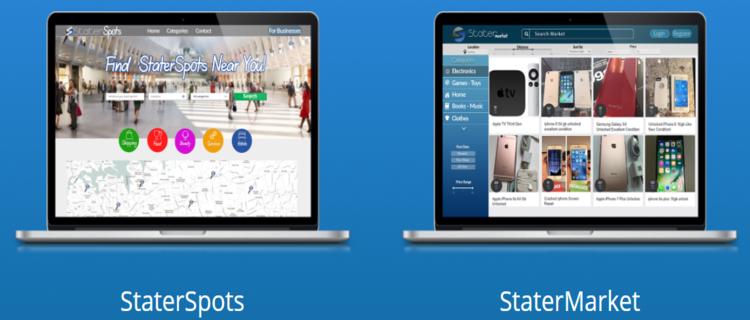 ICO STATER - Menggabungkan Bisnis Dan Marketplace Kedalam Satu Platform Dengan Metode Proof Of Stake