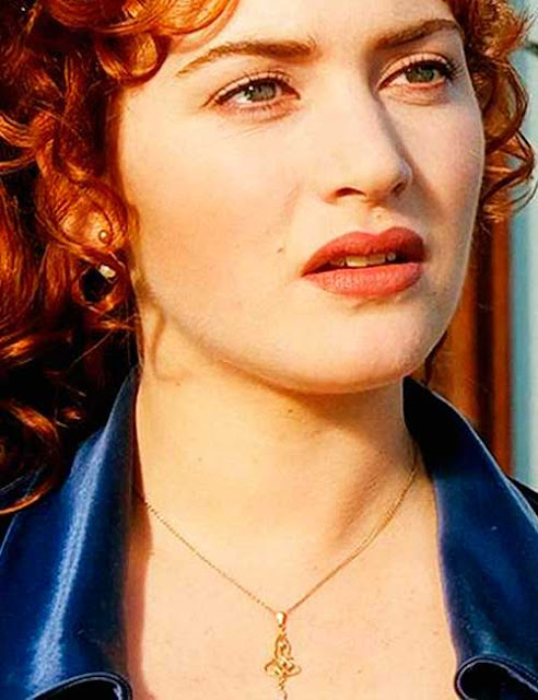 Pingente Rose de Titanic