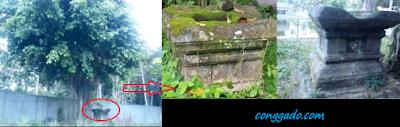 Gambar Situs Peninggalan Klangkapan Sleman Jogja