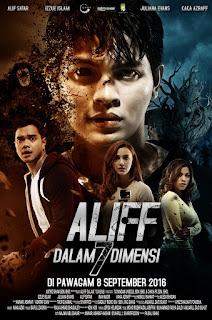 Aliff Dalam 7 Dimensi Full Movie