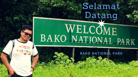 Selamat Datang di Bako National Park
