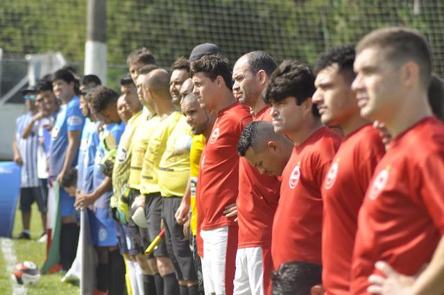 Começou a 2ª Copa Norte de Futebol Amador