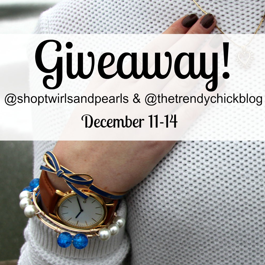 Icy Arm Candy (GIVEAWAY!!)
