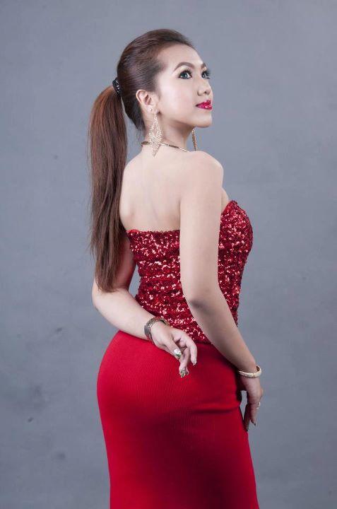 Myanmar hot sexy model