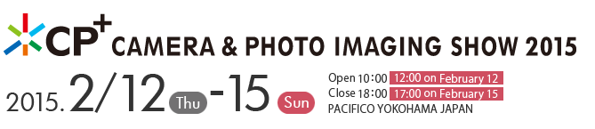 Canon Cameras Lenses CP+ Camera and Photo Imaging Show 12-15 February 2015