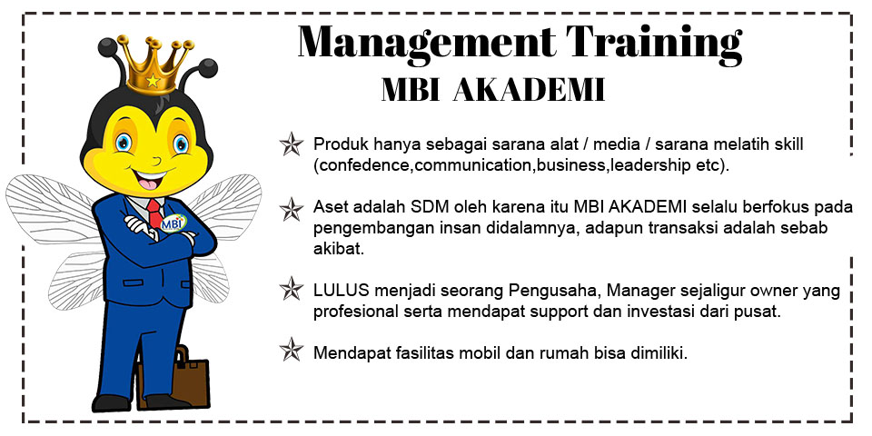 Management Training MBI Akademi