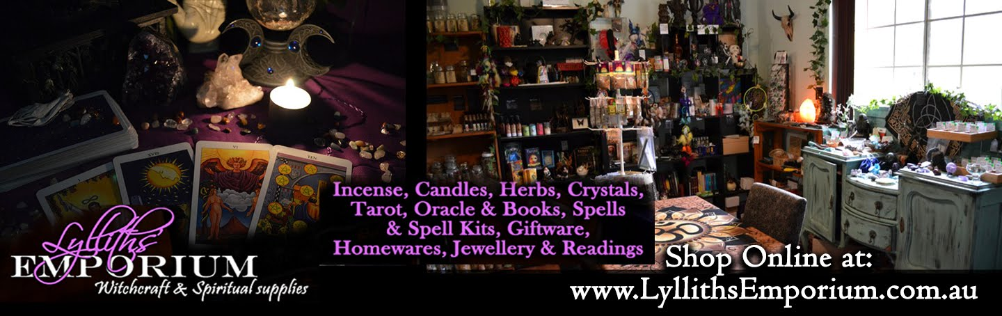 Online Witchcraft Supplies