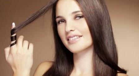 Mengurangi frekuensi mengikat rambut