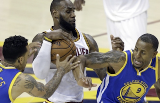 LeBron James considers it his calling to compete against dynasties