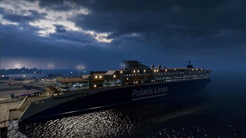 Euro Truck Simulator 2: Scandinavia v1.18.0.1s - PC (Completo + 26 DLC's)