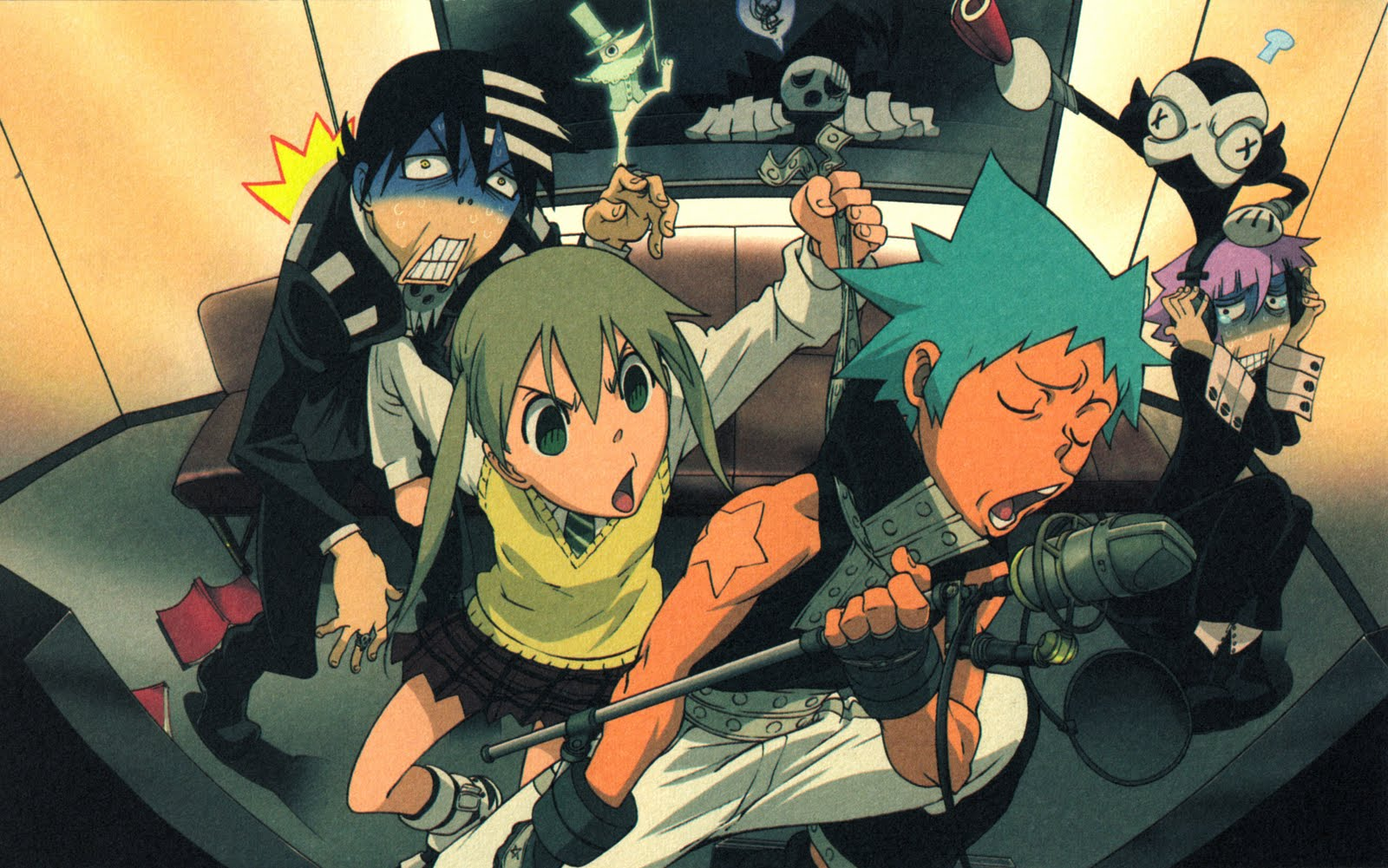 maka and blackstar love - photo #49