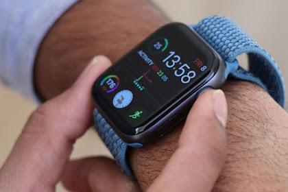 Apple Watch Seri 4 Hadir dengan Fitur yang Belum Pernah Ada