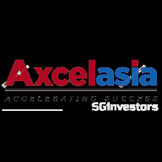 AXCELASIA INC. (42U.SI) @ SG investors.io