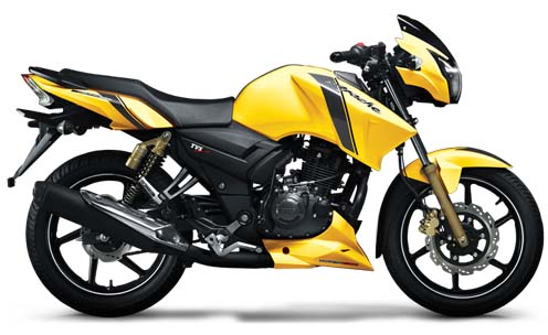 TVS Apache RTR 160 Review and Price