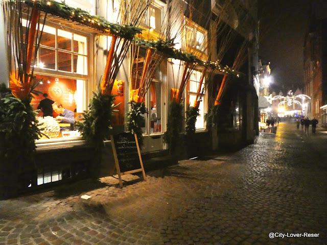 julstämning i Brygge