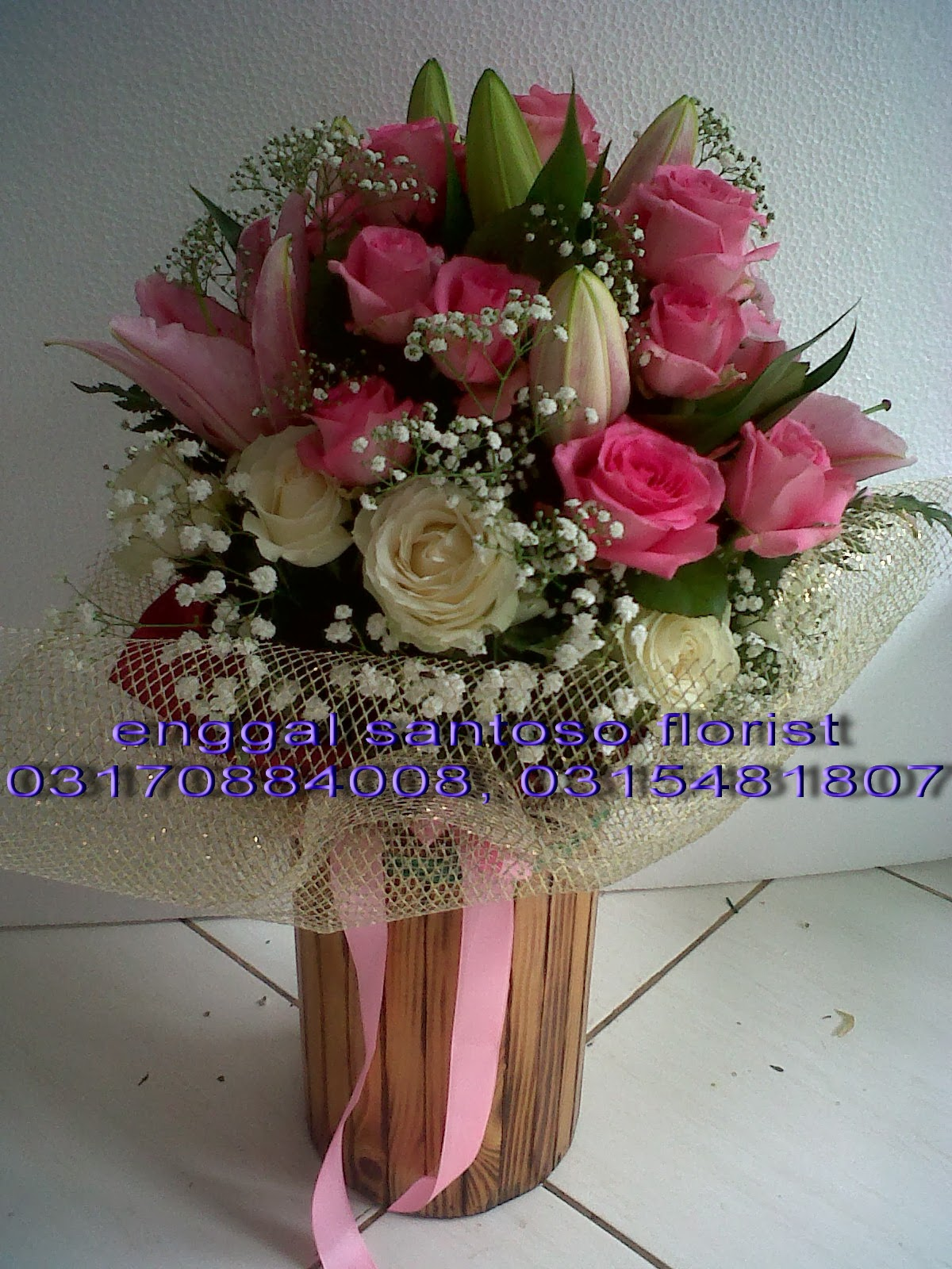 hand bouquet dan bunga tangan special holland
