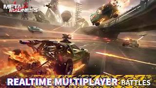 تنزيل تحميل لعبة METAL MADNESS Mod apk مهكرة، حرب سيارات حرب مهكره جاهزة اخر اصدار للاندرويد