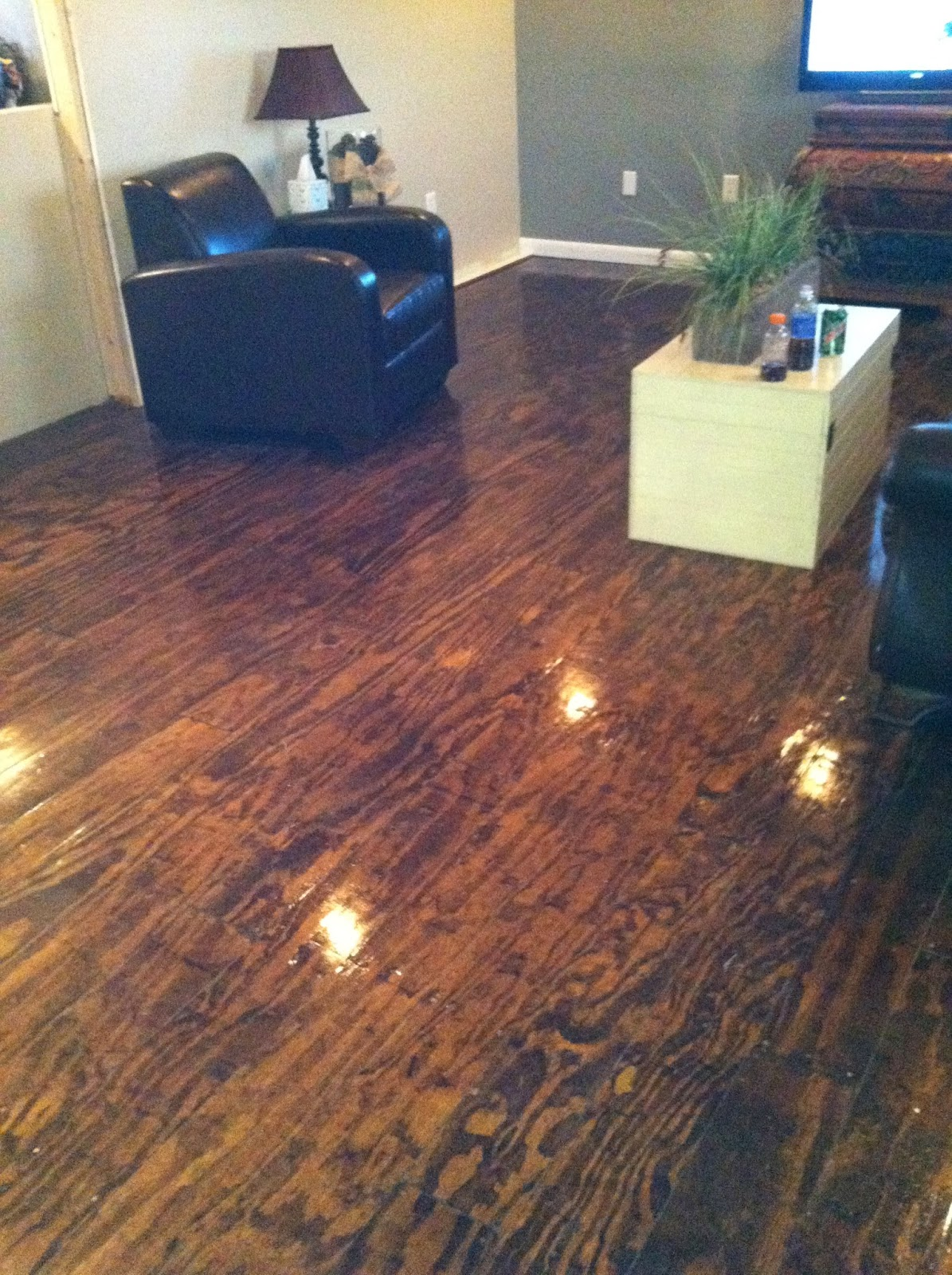 Bohall Blessings Plywood Floor Diy