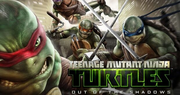teenage mutant ninja turtles out of the shadows تحميل
