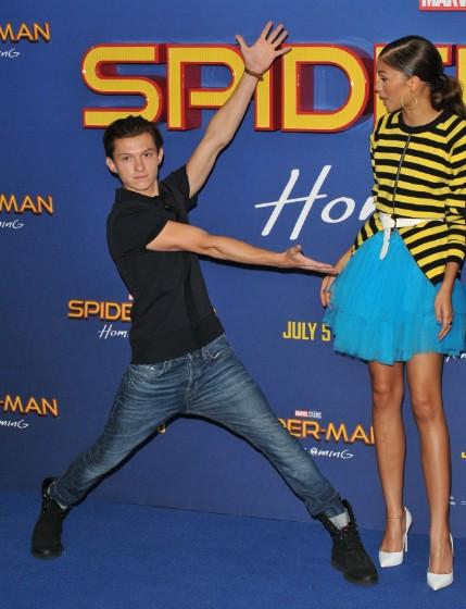 Zendaya and Tom Holland Quietly Dating