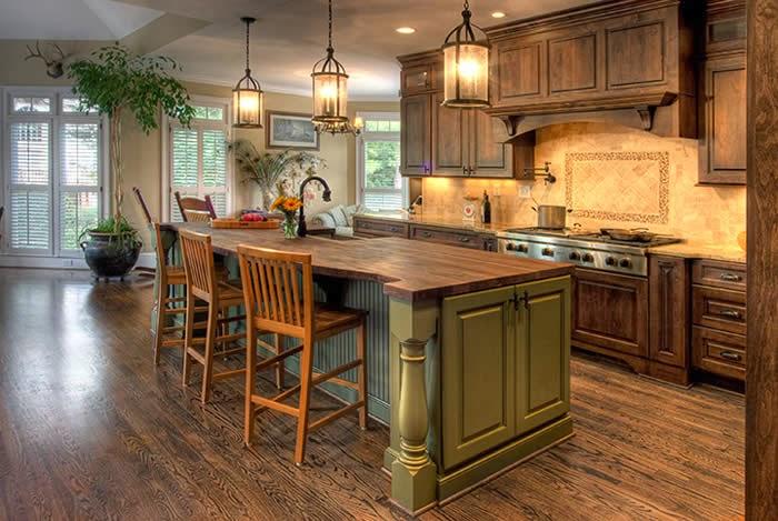 Country Kitchen Design