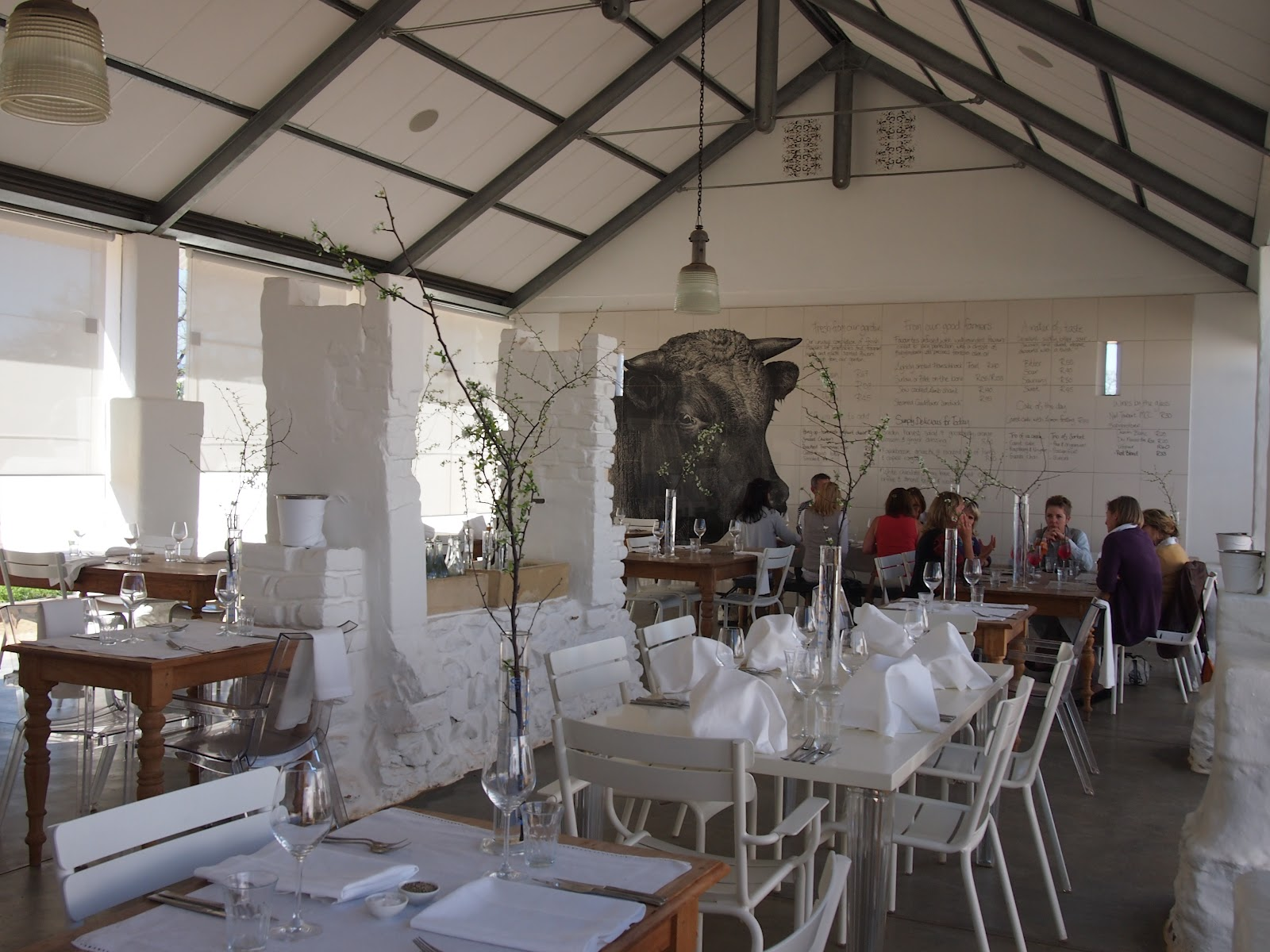 Garden Walk Dining: The Lime Walk: Babylonstoren
