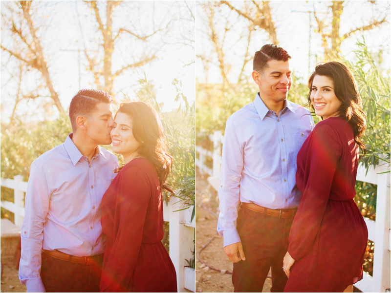 Temecula Engagement Session at Two Sisters Farm by Damaris Mia Photography