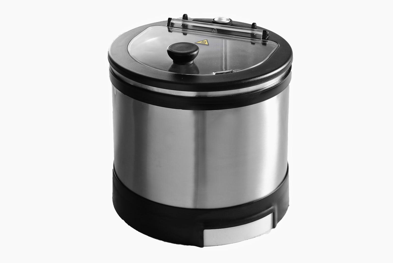 Oala - Container Termic, Supiera Termoizolanta Profesionala Horeca, Capacitate de 7 litri, Pret la reducere de 666 RON cu TVA, Amenajari Horeca, Produse Servire Bufet
