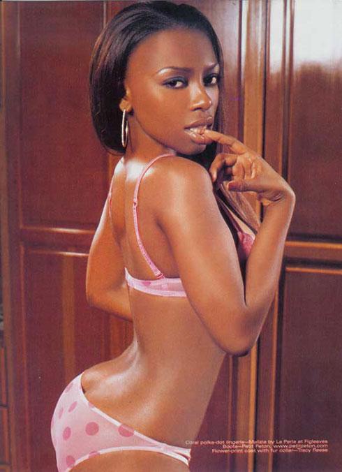 Black girl models