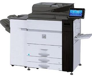 Sharp MX-M1054 Printer Driver & Software Downloads