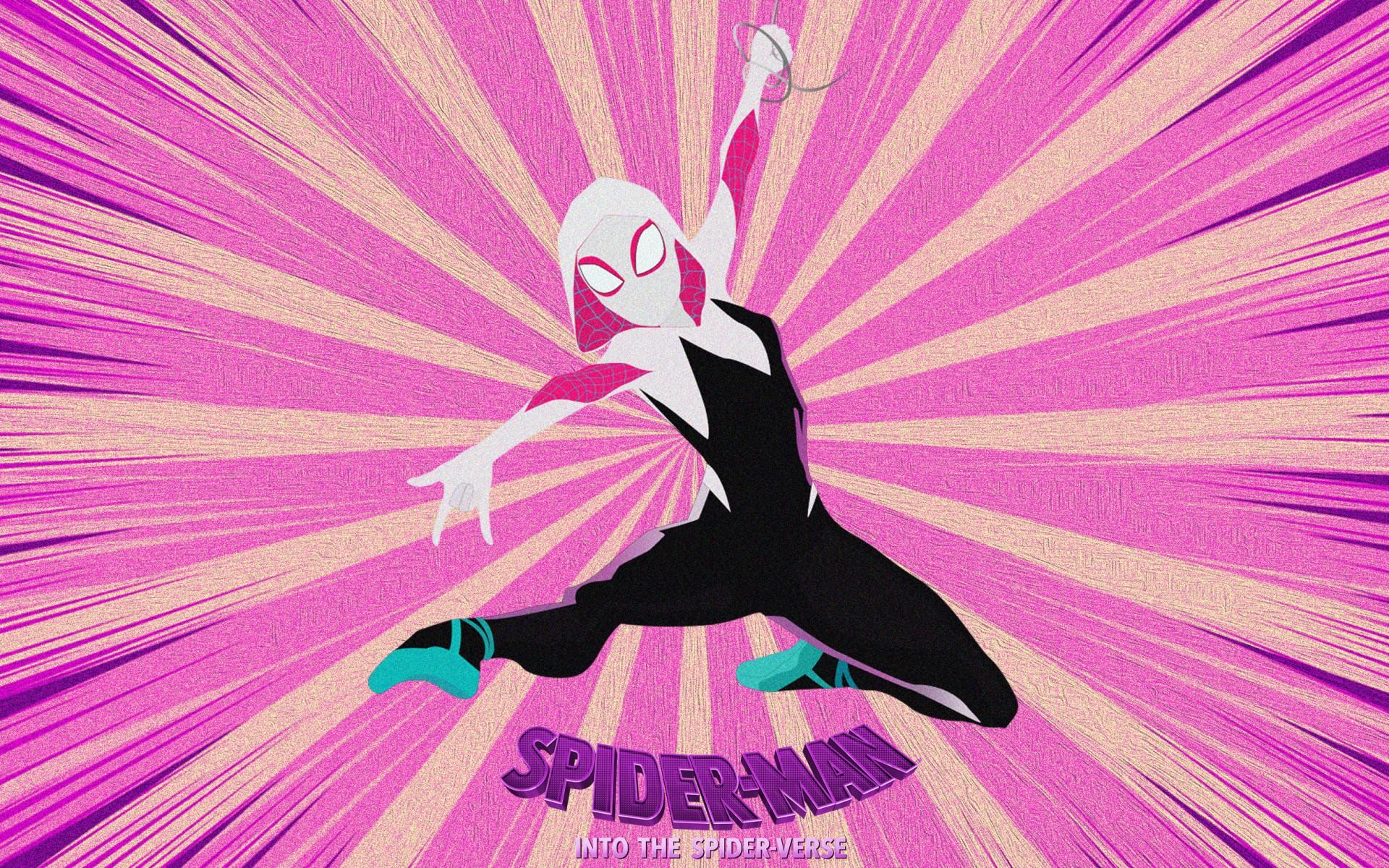 Spider Gwen Spider Man Wallpaper